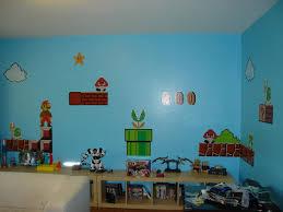 Mario Bedroom Super Mario Room Decor Design Ideas And Decor