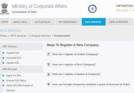 How To Register A Company How To Start A Software Company In India Evoma
