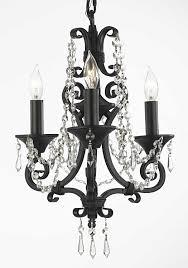small black crystal chandelier design home furniture ideas