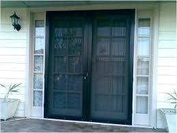30 screen door storm door inch