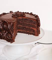 chocolate cake with frosting. Delighful With Homemade Chocolate Cake Recipe For With Frosting T