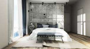 bedroom designing websites. Feature Concrete Wall Industrial Bedroom Style Design The Essential Guide Designing Websites