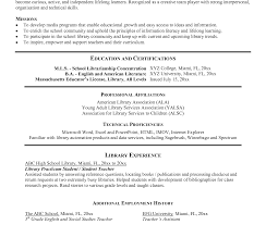 Sample Academic Librarian Resume Professional Resumes Library Resume Sample For Public Librarian 52