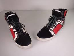 size 14 skater shoes supra skytop comakazi chad muska pro model zebra skate shoes size 14