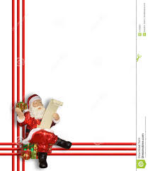 christmas santa borders and frames. Brilliant Christmas Christmas Santa Claus Border Intended Borders And Frames R