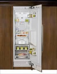 thermador integrated refrigerator. true flush/full height door panels thermador integrated refrigerator