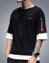 Buy Full Sleeve <b>Mens</b> T-Shirts Online at Best prices in India | Flipkart ...