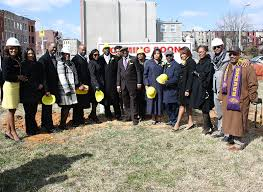 wylie funeral home breaks ground on new