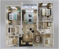 Small 2 Bedroom Apartment Girls Room Ideas For Small Room And 2 Bed Inspiring Home Design