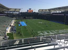 La Chargers Seating Chart Dignity Health Sports Park Section 324 Los Angeles