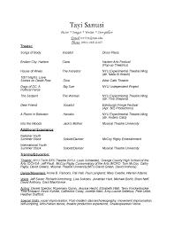 resumes tayi sanusi tayi sanusi artistic resume 4 page 001