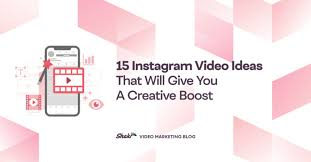 8 Instagram Ideas That Will Give You A Creative Boost