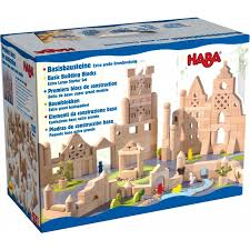 extra large starter set of wooden blocks 102