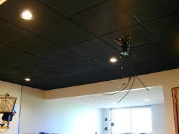 painting drop ceiling tiles ideas drop down ceiling basement modern recessed lighting for drop ceiling tiles