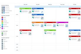 Smarterqueue Features Visual Calendar