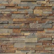 decorative faux stone panels for wall cladding