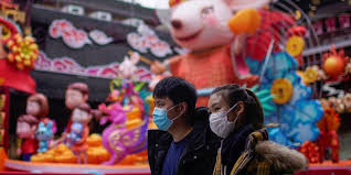 China's <b>Lunar New Year</b> travel plunges 50% to <b>20</b>-year low - Nikkei ...