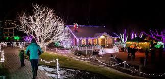 winter garden aglow boise
