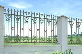 wrought iron fence ideas.  Wrought Iron Fence Designs Wrought Cheap Decorative  Used Metal   For Wrought Iron Fence Ideas T