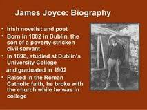 james joyce essay araby james joyce essay