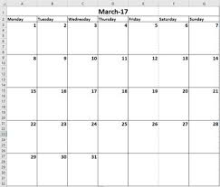 How To Make A Calendar Template In Excel Excel Excel