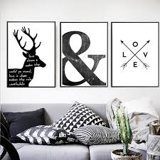 >abstract minimalist symbol canvas painting black white nordic  abstract minimalist symbol canvas painting black white nordic scandinavian wall art picture poster print living room