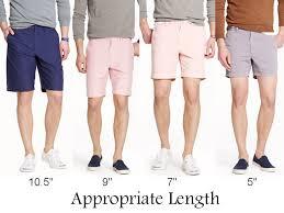 A Gentlemans Guide To Wearing Shorts The Sharp Gentleman