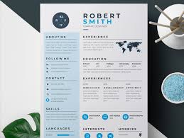 Professional Resume 2 Page Cv Template By Resume Templates