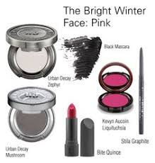 the bright winter face pink by catelinden liked on polyvore featuring beauty