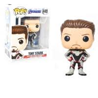 "Фигурка Funko POP! ""<b>Marvel</b>. Avengers Endgame: <b>Tony</b> Stark ..."