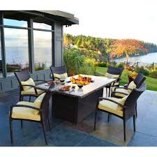 firepit dining table small round outdoor dining table with and granite throughout the incredible attractive fire pit table sets regarding comfy fire pit