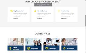 job consulting management system appmocx profession star s leading online career mentoring and recruitment resource its innovation technology provides pertinent profiles to employers