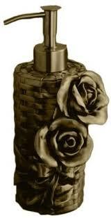 <b>Дозатор</b> мыла Art&Max Rose AM-0091A-B, бронза в интернет ...
