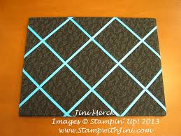 How To Make A French Memo Board Mesmerizing French Bulletin Board Stamp Scrap Create With Me