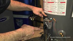 Can You Manually Light A Water Heater How To Light A Gas Water Heater Pilot Light