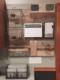 Mail Organizer Plans Clear Your Clutter With This Simple Diy Mail Sorting Station Free