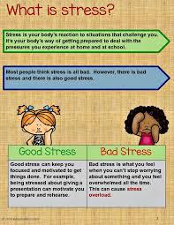 best stress management activities ideas stress stress management activity bundle teaching kids to manage stress