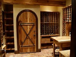 wine cellar furniture. The French Country Style Comes To Life With Big Beams And Wormy, Spalted Hickory Throughout Wine Cellar Furniture