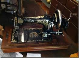 Serata Sewing Machine