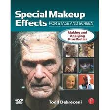 special makeup effects for se and screen making and applying prosthetics by todd debreceni