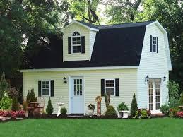 tiny backyard home office. Amish Storage Sheds And Prefab Garages From PA Tiny Backyard Home Office