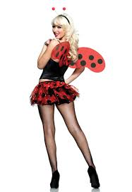 ladybug makeup ideas photo 1