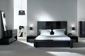 modern bedroom design ideas black and white. Black And White Bedroom Decor Modern Design Ideas . O