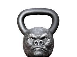 Купить <b>гирю Iron Head</b> Горилла (16,0 кг) по цене от 4575 рублей ...