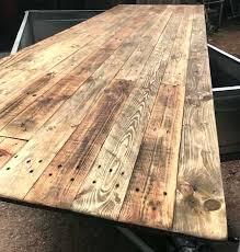 reclaimed wood table top handmade reclaimed wood table tops any size design of handmade wood furniture
