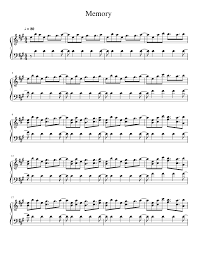 megalovania trumpet sheet music score_0 png 850 x 1100 sheet music pinterest sheet music