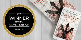 the dragon s blade wins spfbo cover design award july 4 2018 in design 0 spfbo winner twitter since michael miller s debut fantasy book