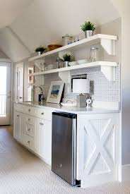 Kitchen Design, Amazing White Rectangle Modern Wood Kitchenette Designs  Stained Design: captivating kitchenette designs