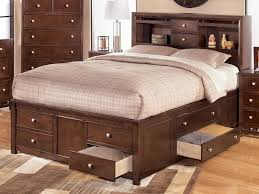 King Beds with Storage Drawers Underneath Ideas