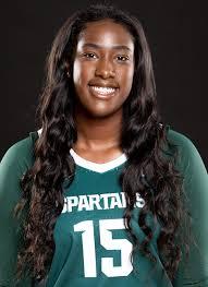 Victoria Gaines - W. Basketball - Michigan State University Athletics